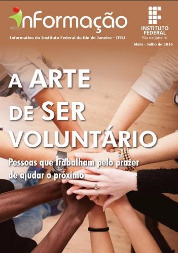Capa da Revista InFormação nº 10