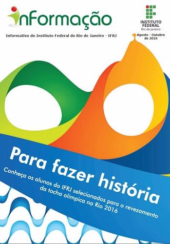 Capa da Revista InFormação nº 11