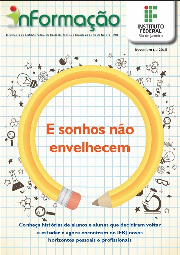 Capa da Revista InFormação nº 8