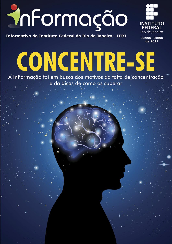 Capa da Revista InFormação nº 13